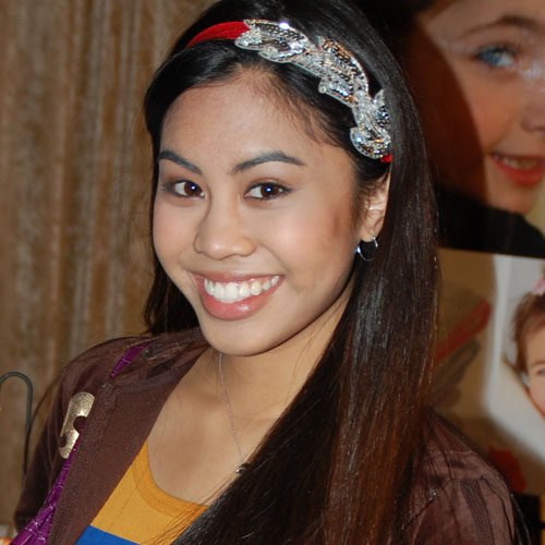 Ashley Argota, True Jackson VP. Nickelodeon
